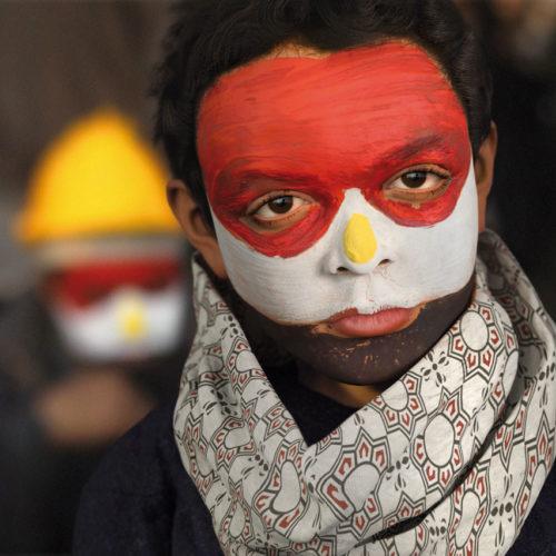 """The Revolutionary"" (2011, Kristian Kelly)"