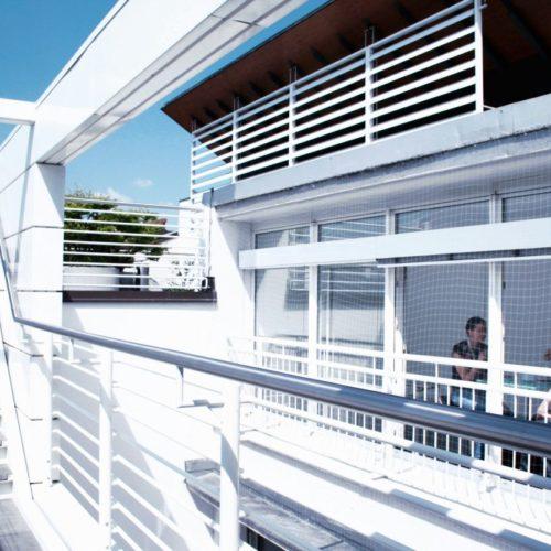 Arri roof terrace