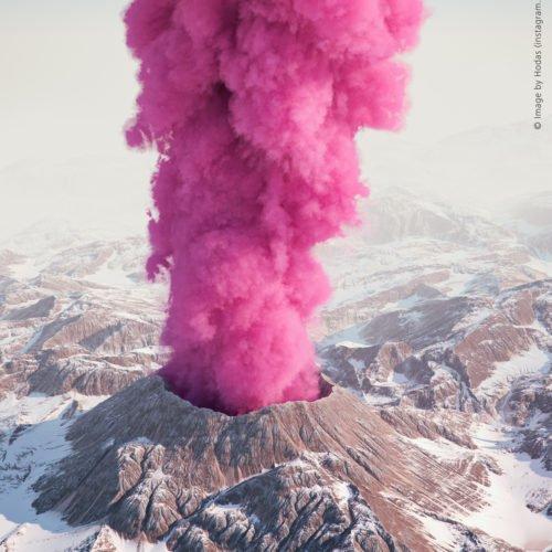 Pink Eruption - Hodas