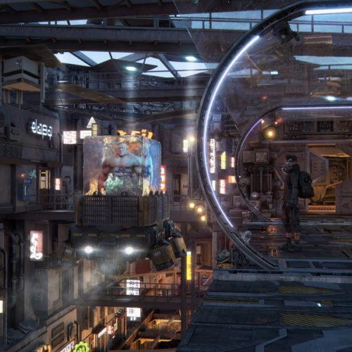 """""""Concept 7th Floor"""" - Nhan le"""