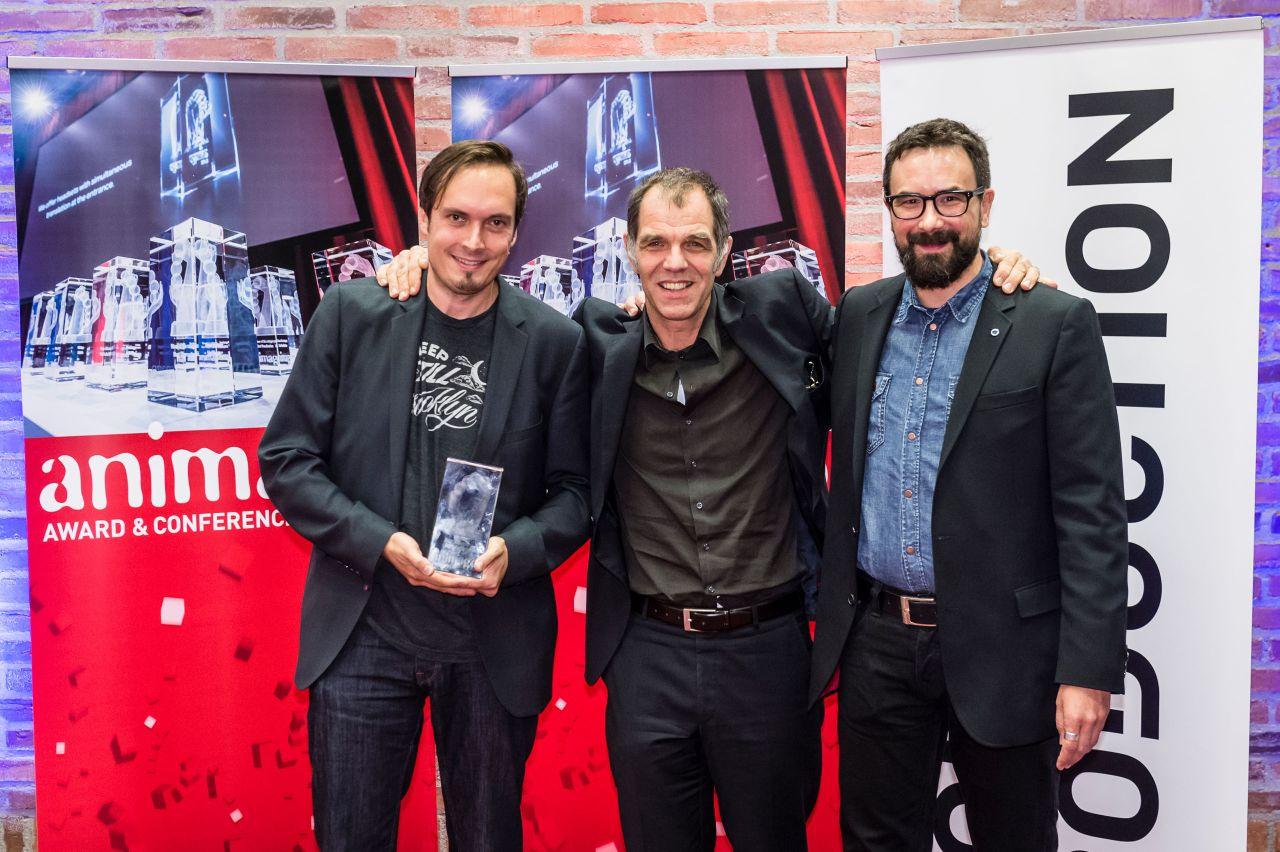 animago 2016 Gewinner Motion Design