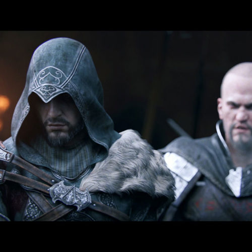 """Assassin's Creed: Revelations"" E3 Trailer Digic Pictures/Ubisoft"