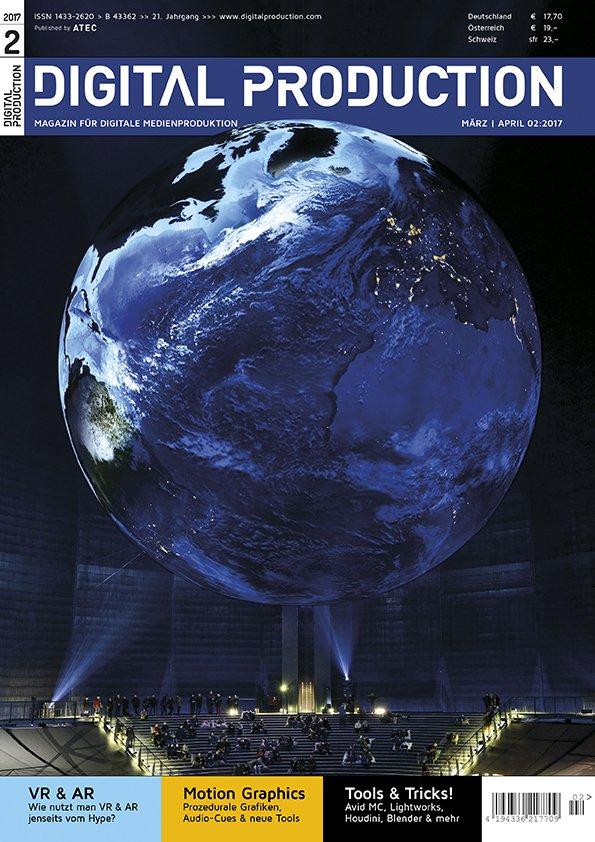"""Cover: """"Gasometer""""/ Earth Observation Center des Deutschen Zentrums für Luft- und Raumfahrt, Weßling"""