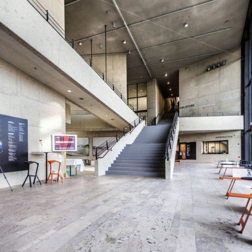 HFF-Eingang, Bild: Robert Pupeter