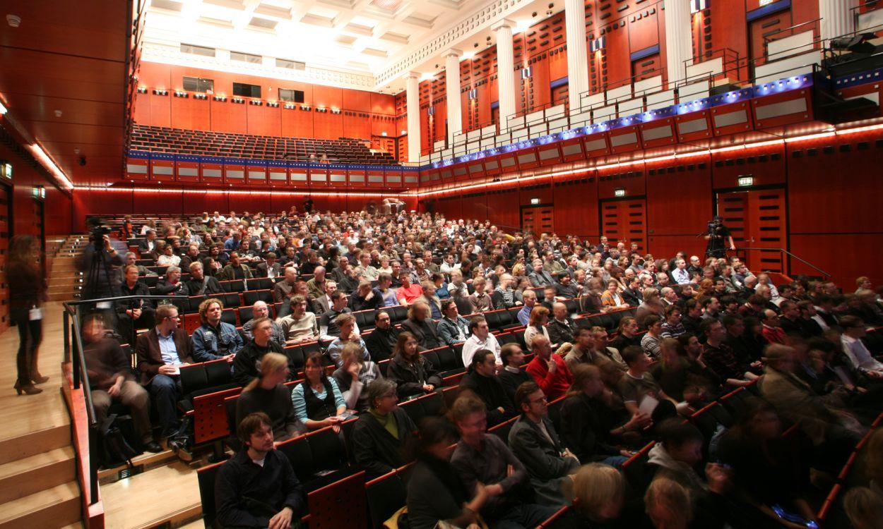 animago-Event im Jahr 2007 im Konzerthaus Karlsruhe