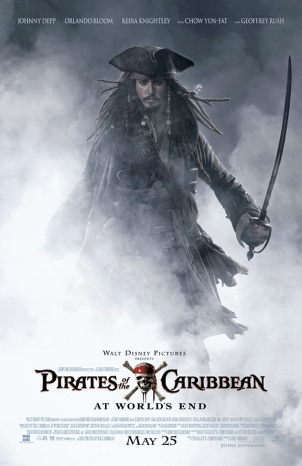 Pirates of the Caribbean: At World's End (2007) - Walt Disney Pictures