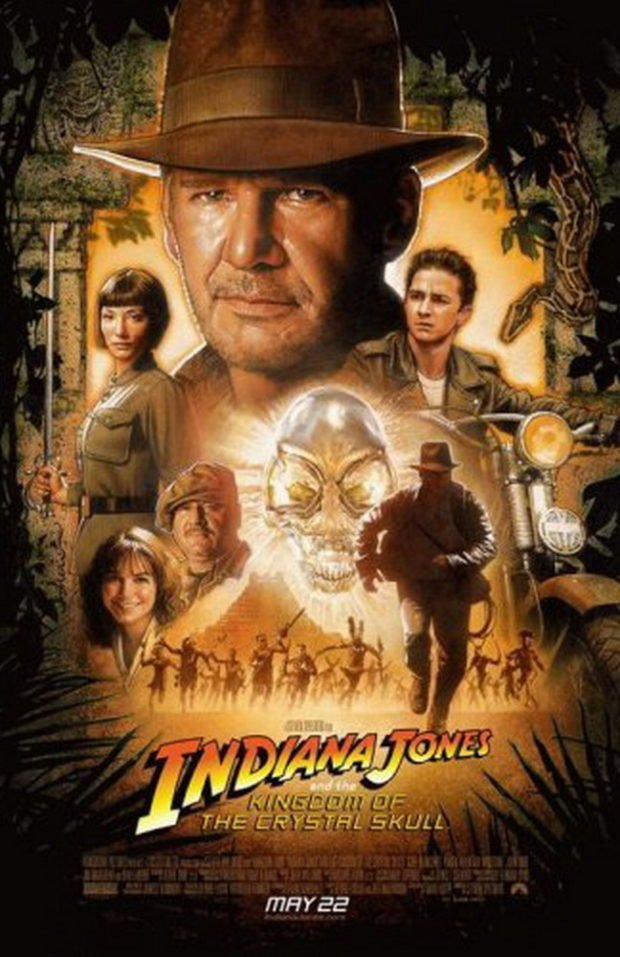 Indiana Jones and the Kingdom of the Crystal Skull (2008) - Lucasfilm