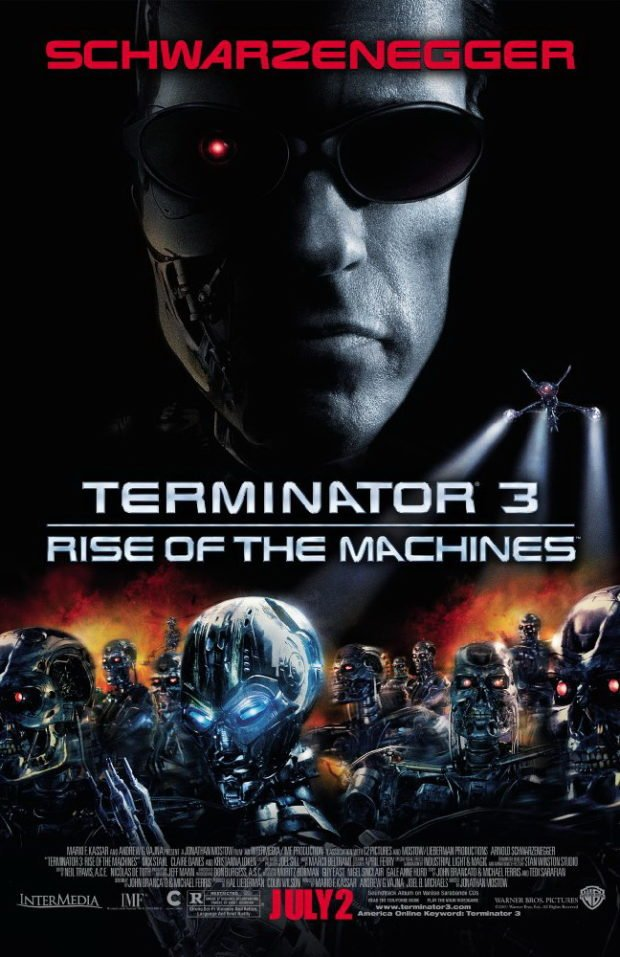 Terminator 3: Rise of the Machines (2003) - Warner Bros.