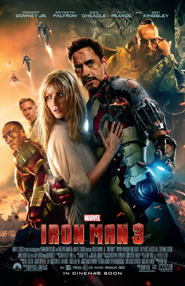 Iron Man 3 (2013) - Marvel Studios