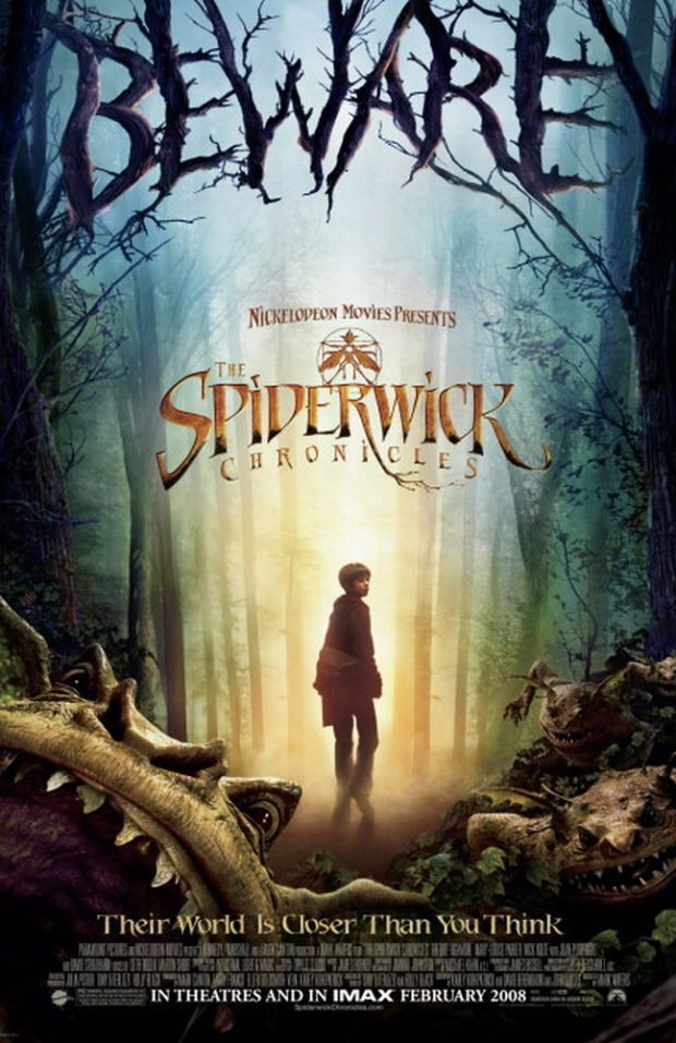 The Spiderwick Chronicles (2008) - Paramount Pictures