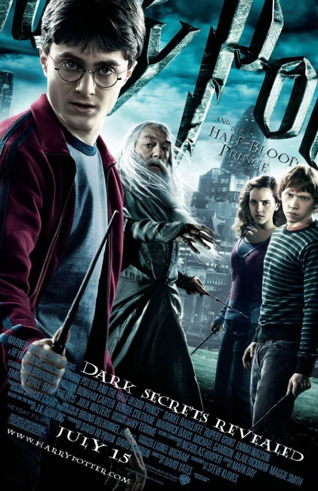 Harry Potter and the Half-Blood Prince (2009) - Warner Bros.