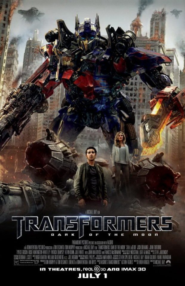 Transformers: Dark of the Moon (2011) - Paramount Pictures