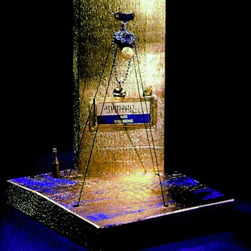 Die erste animago-Trophäe im Jahr 1998