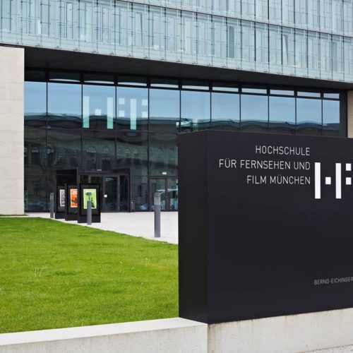 HFF von außen