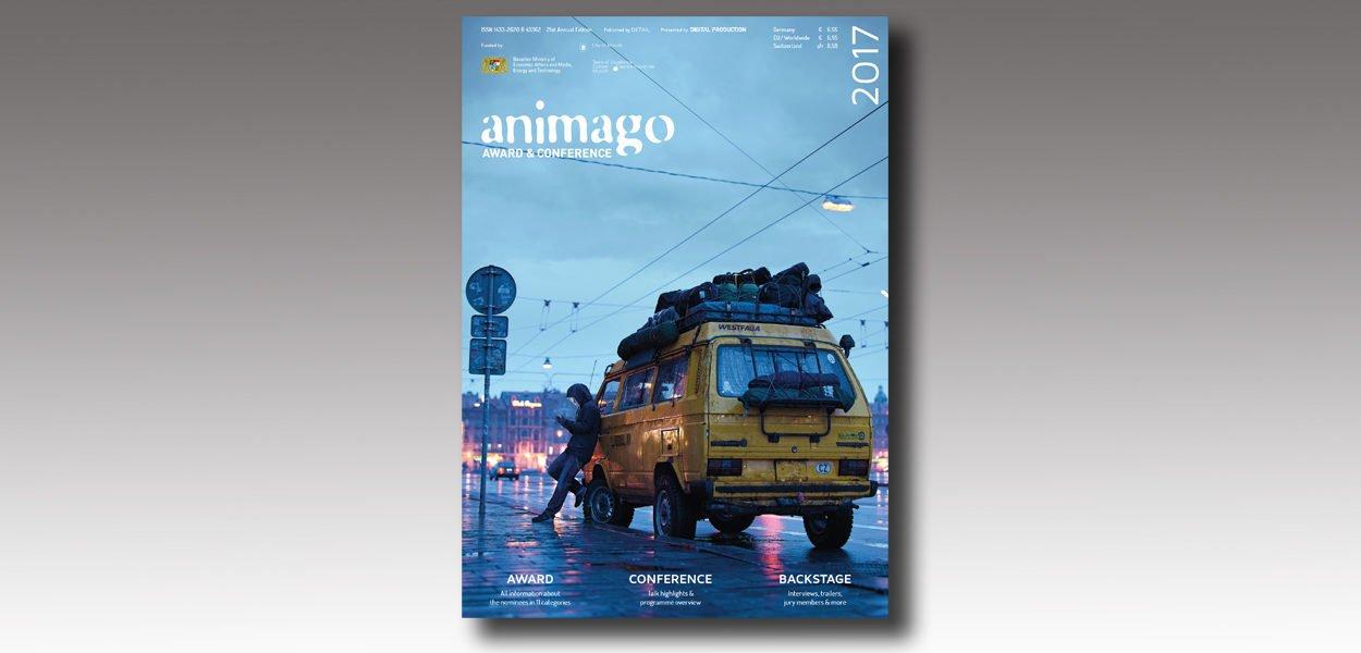 "Cover: animago Nominee ""Best Still"" 2017: ""Her Eventual Hesitation""/Marek Denko"