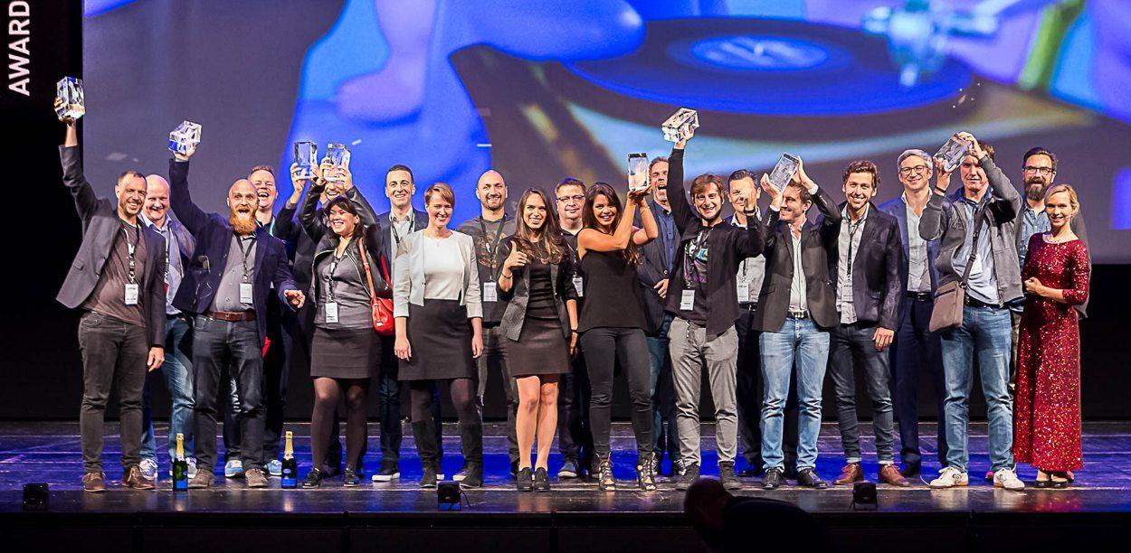 animago AWARD Preisträger 2017, Bild: Uwe Völkner