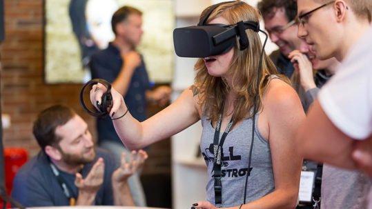 Oculus VR Sculpting Contest 2017
