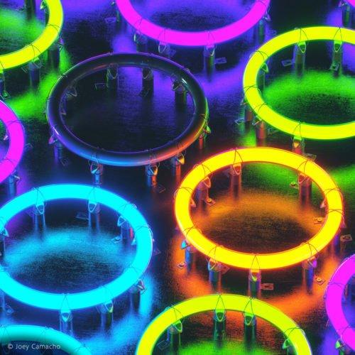 Neon Tubes - Joey Camacho