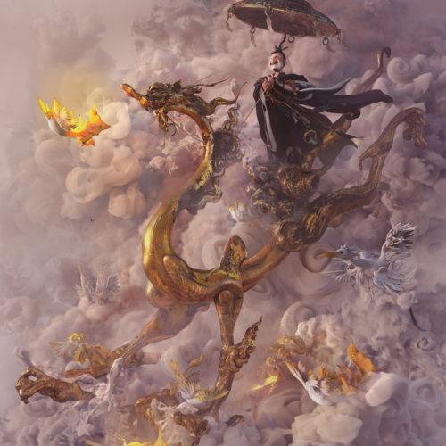 """""""Dragon Uprise"""" - Te Hu"""