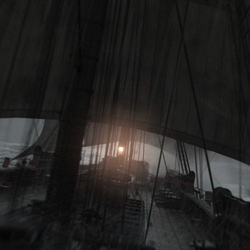 """Stormy Deck"" - Christo Hatzigiakoumis"