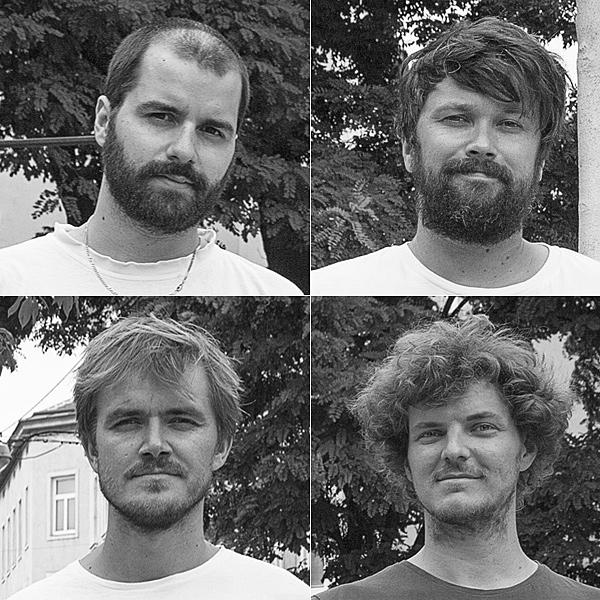 Stefan Salcher, Tobias Schererbauer, Martin Lorenz
